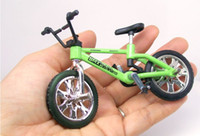 Wholesale FINGER BMX bike cycling finger skateboards Kit Creative Toy