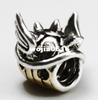Fashion amazing order - Min order silver bead Pc European Bead Charm Bead Amazing Silver Bead Fit DIY Necklace Bracelet H426