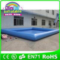 other inflatable bathtub for adults - Guangzhou QinDa hot sale PVC pool plastic bathtub for adult intex inflatable pool