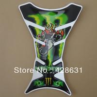 Wholesale Cool Racing Motorcycle Gas Tank Pad Protector For Yamaha Suzuki Honda