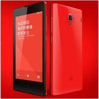 Xiaomi 4.7 Android Original XIAOMI Red Rice Hongmi 4.7'' IPS HD Quad Core Mobile Phone MTK6589T 1GB RAM 4GB ROM WCDMA 3G Dual SIM Multi Language