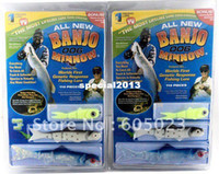 banjo minnow fishing lures - Surprize set BRAND New BANJO MINNOW Fishing Lures Soft fishing lure bait
