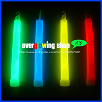 Wholesale high quality single color inches Chemical Glow Stick light stick glowing stick for Party