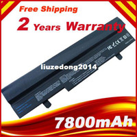 Wholesale Special Price CELL Laptop battery for Asus Eee PC HA P HA P AL31 AL32 Black