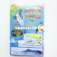 other banjo minnow fishing lures - BANJO Minnow Fishing Lures Soft Baits set