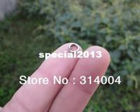 achat en gros de x leurre-200 x leurres de pêche en acier inoxydable de Split Anneaux ( Taille : 6 # ) accessoires de pêche