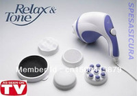 Massage & Relaxation Body plastic free shipping Body sculptor massager Relax Tone Body Massager Relaxation FOR Slimming AND relaxing Body Massager