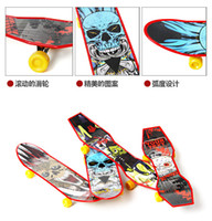 Wholesale 100 Pack Finger Board Tech Deck Truck Skateboard Toy Gift Boy Kids Children Party