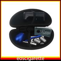 Single Multi Metal Epipe mod Kamry K1000 starter kit k1000 electronic cigarette vaporizer 900mAh Battery atomizer tip Zipper Case e pipe original