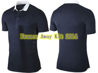 Wholesale 2014 World Cup France Home Jersey Thai Quality Navy Blue Mens Soccer Uniforms Kit Discount Custom Soccer Jerseys with Any Name And Number