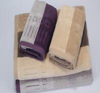 Wholesale Set of Purple Cotton Bath Face Hand Towels Softest Luxury NEW