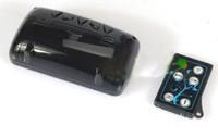 Wholesale V26 IR Clock Camera Full HD P Black Pearl RF Night Vision Alarm Clock Mini DVR Recorder With Motion Detection Remote Control