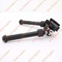 Bipods cnc - Drss CNC Making BT10 LW17 V8 Atlas degrees Adjustable Precision Bipod With QD Mount For Hunting DS1929