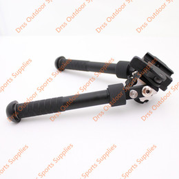Drss CNC Making BT10-LW17 V8 Atlas 360 degrees Adjustable Precision Bipod With QD Mount For Hunting(DS1929)
