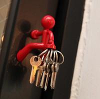 Magnet Key Holder Novelty Magnetic Lilliputian Shaped Key Ho...
