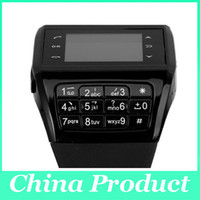 Wholesale 1 quot Q8 mobile smart watch phone unlock M spy camera bluetooth touch screen built in make call take photo