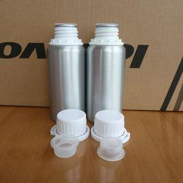 Wholesale 250ml aluminum bottle chemical polishing reagent powder solvent packaging aluminum bottle aluminum bottle of essential oil fragrances