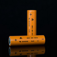 mnke 18650 battery yellow 1500mah Electronic Cigarette battery IMR mnke 18650 MH46698 Dry battery for Telescope mod electronic mechanical mod such as king mod chi you mod cig