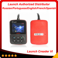 Creader VI Creader- vi launch creader 6 LAUNCH OBD2 CODE READ...