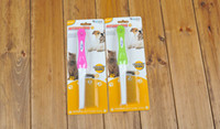 Wholesale 6074 Pet Products Pet Grooming Tool Pet Brush Pet Comb Dog Brush Dog Comb Hair Removal Mixed Colors