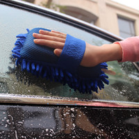 Wholesale Car Wash Microfiber Towel Auto Cleaning Tools Motorcycle Sponge Care