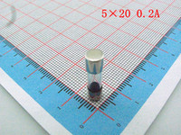 Wholesale Quick Blow Glass Tube Fuse x20mm A mA