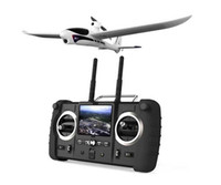 """Airplanes Electric 4 Channel flight jet remotes rc glider cruise control rc camera landing, 100-300M control, 400M live video, 45"""" video, 5M camera, 25"""" fly, 4G memory"""
