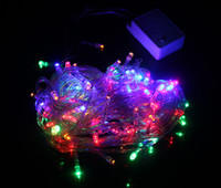 Wholesale New Waterproof M100 LED Wedding Party Christmas Fairy Lights Indoor And Outdoor Color Modes L2021B