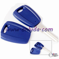 Wholesale price FIAT transponder key blank can put TPX long chip
