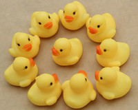 Bath Toys Animals 2 Years 100pcs Baby Bath Water Toy toys Sounds Yellow Rubber Ducks Kids Bathe Children Swiming Beach Gifts
