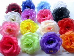 100p Dia. 8cm Artificial Silk Camellia Rose Peony Flower Wedding Christmas Party for DIY Jewlery Wrist Flower Corsage Accessories