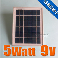 Wholesale 2W W W V Polycrystalline silicon Solar cell Panel PV solar Module charge for V battery