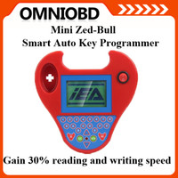Wholesale 2014 High Quality Super Mini Version ZedBull Smart Zed Bull Key Transponder Programmer