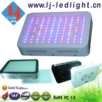 Wholesale 2014 New Design Band W LED Grow Light Spectrums UV IR Indoor Greenhouse System