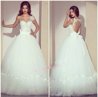 Ball Gown Reference Images Open Back Ball Gown Wedding Dresses