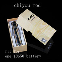 Cheap 2014 NEW chi you mod Nemesis mod king mod maraxus ph22 mod body stainless steel material battery tube Ecig high quality factory price