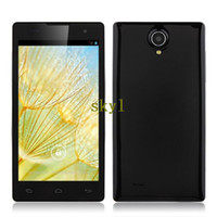 No Brand 5.0 Android JIAKE JK11 MTK6582 Quad Core 1.3GHz 5.0 inch 960*540 1GB RAM 4GB ROM 8MP Dual Camera Android 4.2 Smartphone 3G GPS hot sale