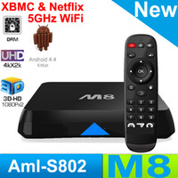 Cheap Quad Core M8 Google Android TV Best Included 1080P (Full-HD) M8 Android TV BOX