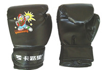 Wholesale Children PU boxing glove mittens BO348