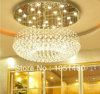 Wholesale top sales guaranteed ceiling modern chandelier Dia600 H350mm crystal lamp living room light