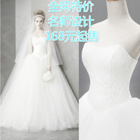 Wholesale 2014 new fashion sexy simple lace wedding dresses bridal wedding ball gowns plus size maternity customize dress