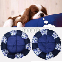 Wholesale 4Pcs BIG PET PUPPY DOG CAT SOFT PET BED SLEEPING BAG WARM CUSHION Rainbow Pumpkin