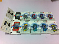 Wholesale Waterproof case for iphone dot NEW Proof Snow Dirt Shock Proof Cases redpepper Retail Package by world factory