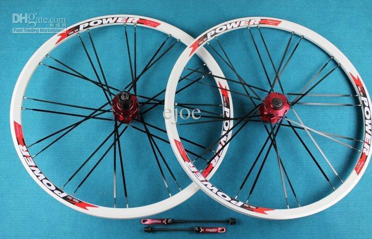 how to clean bicycle rims and spokes