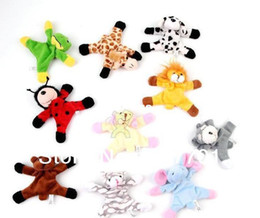 Wholesale New Arrival Cute Animal Refrigerator Magnet Stickers Plush Magnet Fridge Cartoon Sticker