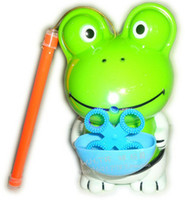 other other other Led portable lantern frog bubble fully-automatic electric bubble gun frog bubble machine