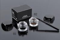 eye gel eye liner - HOT new FLUIDLINE EYE LINER GEL brown Black g