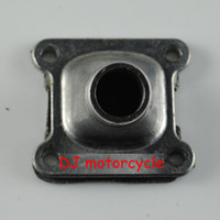 47cc dirt bike - High quality pocket bike inlet stroke cc dirt bike water colled manifold cc mini Quad engine parts ATV