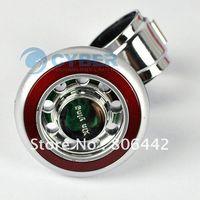 Steering Wheels & Steering Wheel Hubs 5416# Red Free Shipping New Hand Control Power Handle Grip Spinner Knob Car Steering Wheel Ball