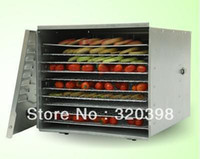 Wholesale Stainless steel Fruit Dryer Fruit Dehydrator Herb Dryer trays